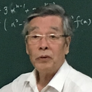 浙江大学数学系教授李慧陵照片