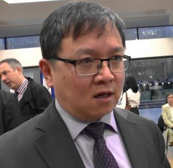 英国帝国理工学院终身教授郭毅可照片