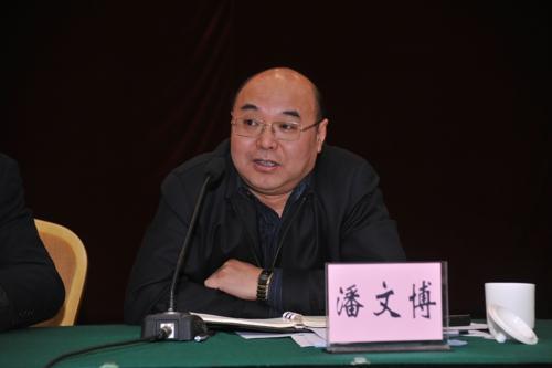 中华人民共和国农业部种植业管理司司长潘文博照片