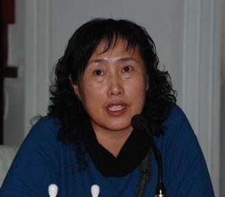 北京低碳农业协会秘书长吴建繁照片