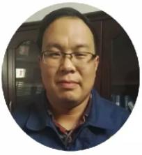 山东华屹重工有限公司经理刘绪波照片
