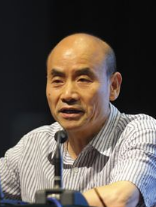 浙江省城市规划院副院长周鑫根照片