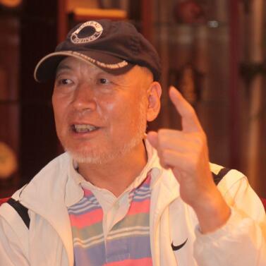 深圳研成控股集团董事局主席姚研成照片