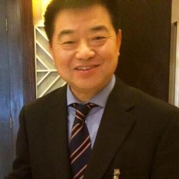 南京古南都投资发展集团董事长严敦志照片