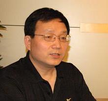 中国电源工业协会秘书长孙京伟照片