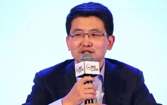 硅谷天堂董事总经理高杰照片