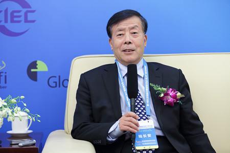 中国印刷及设备器材工业协会副理事长兼秘书长陆长安照片
