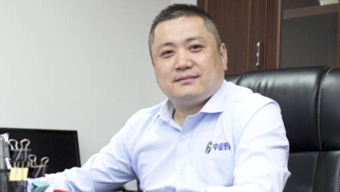 我的塑料网CEO李铁道照片