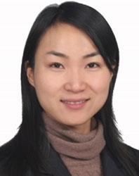 中国银联数据分析经理汪之婴照片