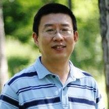 北京大学新闻与传播学院副院长陈刚照片