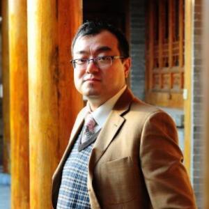 寧夏華夏西部影視城有限公司董事長張公輔照片