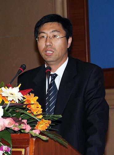 中国农业大学教授慕康国照片