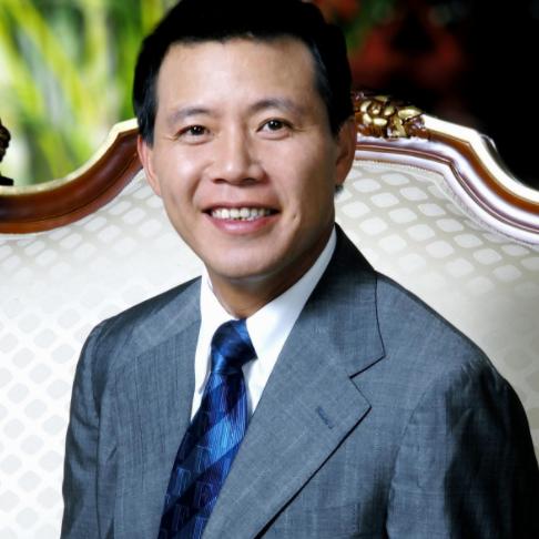 均瑶集团有限公司总裁王均豪照片