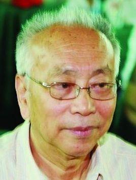 中国作协儿童文学委员会委员金波照片