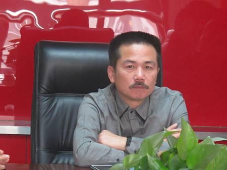 北京泉州商会 副会长李明灿照片
