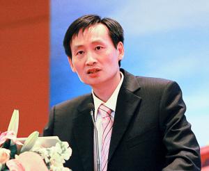 国投瑞银基金管理公司基金经理马少章照片