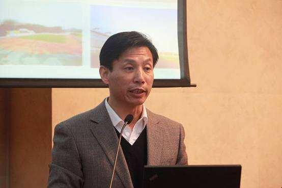 北京农学院食品科学与工程学院院长仝其根照片