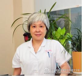 浙江大学医学院附属妇产科医院产科主任贺晶照片
