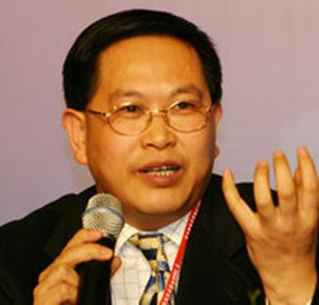 中国国际商会副会长吴国迪照片
