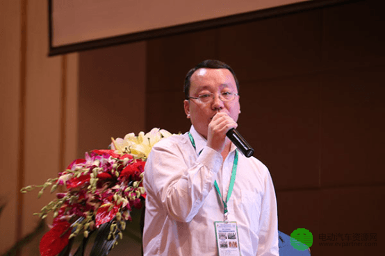 珠海银隆新能源研究院副院长李海军
