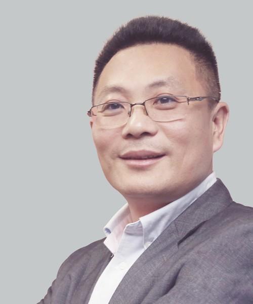 大族激光科技产业集团副总裁黄祥虎