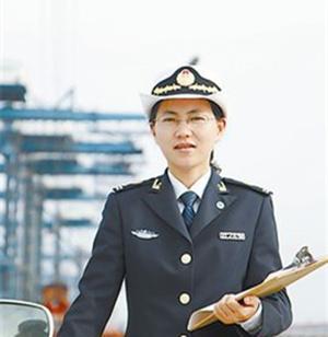 上海海事局浦东海事局危管防污处处长陈维照片