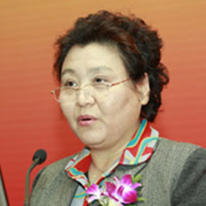 中国国家发改委经济体制综合改革司副司长张丽娜照片