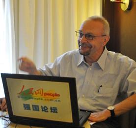 欧盟地区委员会前秘书长斯塔尔照片