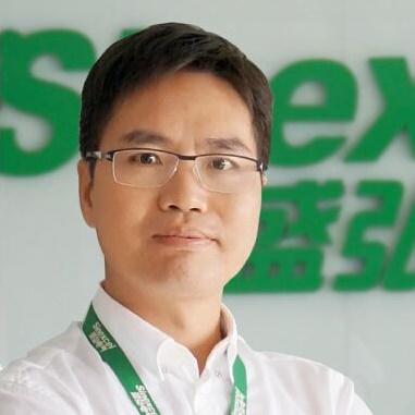 深圳市盛弘电气有限公司副董事长盛剑明
