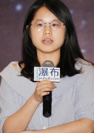 卡娃微卡市场总监杨慧