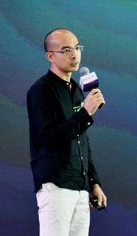 熙悦品牌管理公司总经理 傅诗坚照片