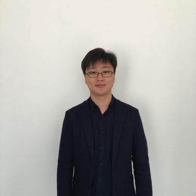 荔枝FM产品副总裁李泽隆照片