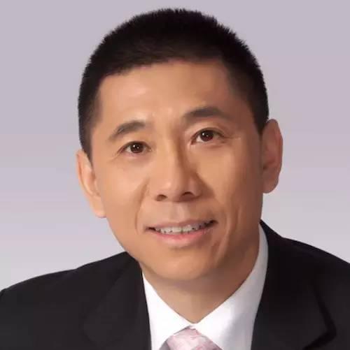 王府井集团副总裁刘长鑫照片