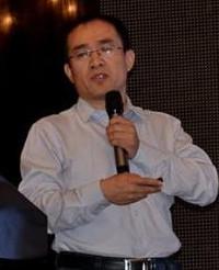 国家粮食局科学研究院研究员孙长坡照片