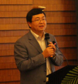 国立宜兰大学生技与动科系教授副主任郑永祥照片