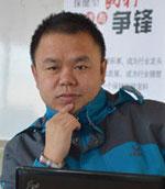 江西正邦养殖公司营养总监,博士吴兴利
