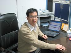 中国医学科学院生物医学大数据中心主任蒋太交照片