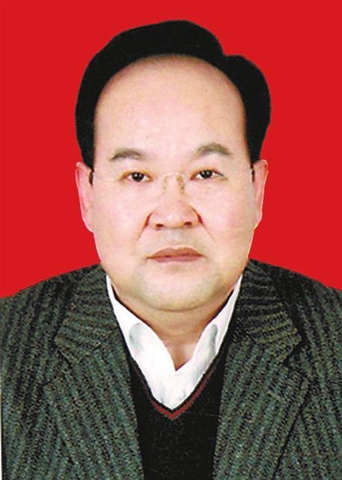 榆林市能源局局长秦林惠照片