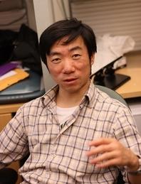 中国科学院神经所研究组组长李澄宇照片