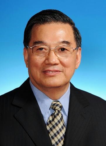 全国政协前副主席李金华 照片