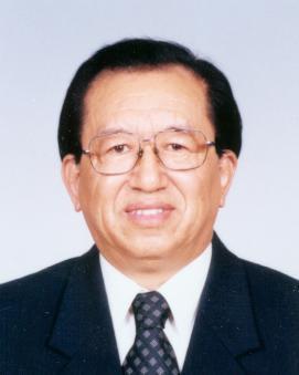 民建中央原副主席朱相远 照片