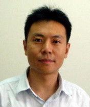 北京师范大学研究组组长吕海东照片