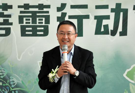 朗诗集团执行副总裁AndyZhong照片