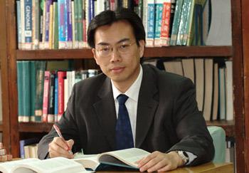 中国科学院生物物理研究所所长徐涛照片