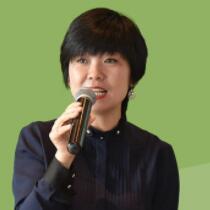 iRobot公司中国区总经理Kelly Zhang照片