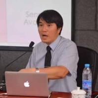 台湾怡馥儿童发展有限公司执行长陈达德照片