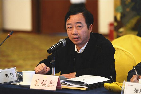 南京地铁建设有限责任公司总工程师裴顺鑫