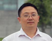 四川农业大学水稻所所长李平照片