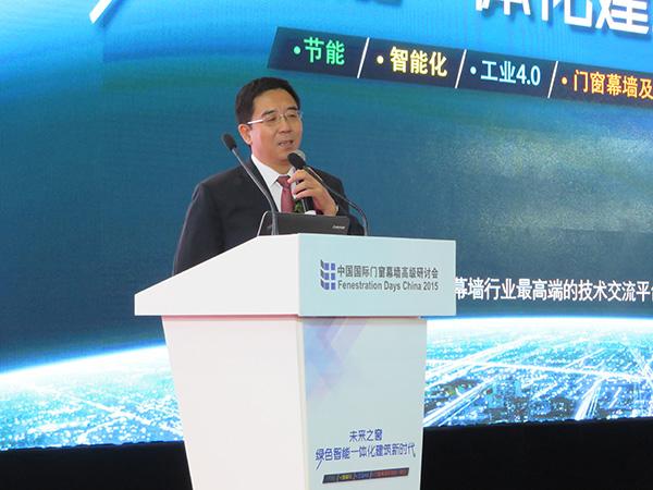 东方希望包头稀土铝业有限责任公司总工程师刘军照片