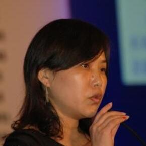 国网能源研究院副院长蒋丽萍照片